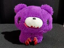 "Gloomy Bear Purple Licky Beanbag Plush Toy Taito CGP-185 Japan 10.5"""