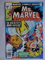 Ms. Marvel #8, VF 8.0, Grotesk