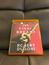 NEW Her Final Breath (The Tracy Crosswhite Series) by Robert Dugoni