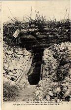 CPA Verdun-Fort de Vaux  (187589)