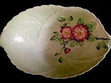 Lovely Carlton Ware Rose selvatiche grandi che servono Dish (1031)