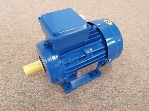 0.75kW, 945rpm, 400V Three Phase, 50Hz, B3 Foot Mounted,  AmTecs Electric Motor