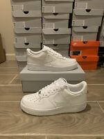BRAND NEW/DEADSTOCK Nike Air Force 1 Low White '07 315122-111 US Size 9.5
