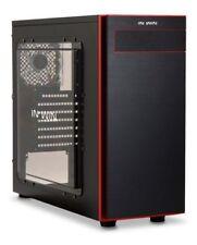 Case ATX mid in acciaio per prodotti informatici con inserzione bundle