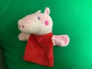 Peppa Pig Hand Puppet - NWOT. 2003.