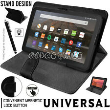 """2017 Amazon Kindle Alexa Fire 7"""" Smart Magnetic Leather Stand & 360° Rotate Case"""