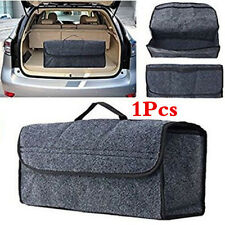 Car SUV Carpet Boot Trunk Tidy Organiser Storage Bag Collapsible Interior Bag