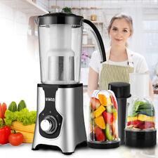 4 in 1 Standmixer Universal 1L Blender Milchshaker Kaffeemühle Smoothie Maker
