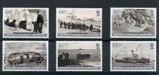 Br Antarctic Terr BAT 2015 MNH Imp Trans-Antarctic Expedition Pt 3 6v Set Stamps