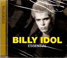 CD - BILLY IDOL - Essential