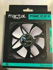 Fractal Design Fan White Blades Dynamic  X2 GP-12 120mm FD-FAN-DYN-X2-GP12-WT