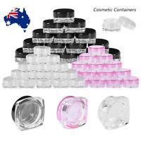 50X 3G cosmétique échantillon artisanat conteneurs de rangement outils pots