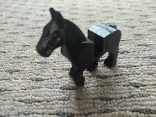 Lego Lord of the Rings Black Horse From Set 9472 Attack on Weathertop.