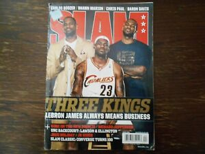 Slam Basketball Magazine April 2008 Issue 116