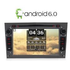 "Grey 7"" Android 6 WiFi GPS Sat Nav DVD Stereo DAB Radio For Vauxhall Astra DAB+"