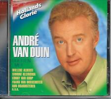 ANDRE VAN DUIN - Duetten met CD Album 16TR Hollands Glorie 2004 (CNR)