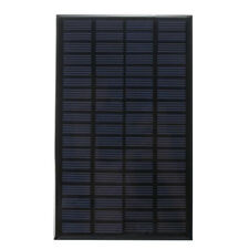 2.5W 18V Polycrystalline Laminated Mini Solar Cell Panel Charger Battery DIY