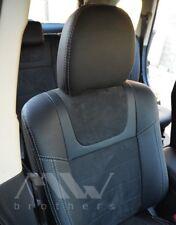 seat covers Set for Mitsubishi Outlander III (2012-2015) premium Leather Interio
