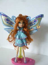 Winx club Puppe Bloom Enchantix, Singfunktion, 25cm groß
