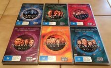 STARGATE - Seasons 1, 3, 4, 5, 6, 7 (STAR-GATE SG)