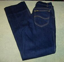 Lee riders Women's Jeans Size 9 Actual 26 x 31 Blue Has 4 More Inches To Take Ou