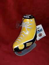 BOSTON BRUINS Hockey Skate  By Good Stuff NHL Officially Licensed w/tag