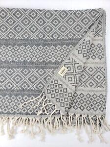 "100% Turkish Cotton Beach Towels   Soft Quick Dry Large Lightweight Bath 40x72"""