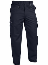 Leijona Maintech Welding Trouser Workwear Pant Men 54 Eu 38 Us Black Cottonpoly