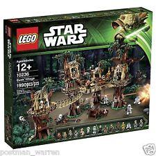 LEGO - Ewok Village - Star Wars UCS 10236 - Brand New & Sealed - Ready to Ship
