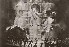 """""""METROPOLIS (Fritz LANG 1926)"""" Diapositive de presse originale"""