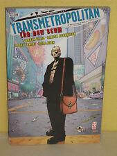 TRANSMETROPOLITAN The NEW SCUM TPB - Warren Ellis ROBERTSON - Vertigo GN Trade 4