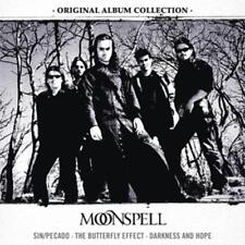 MOONSPELL - Original Album Collection  DIGI 3CD NEU