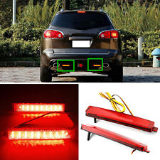 For 2008-12 Buick Enclave Rear Bumper Light Tail Fog Lamp Flashing Signal Lamps