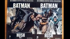 Batman Hush Parts 1 And 2 Dc Graphic Novel Collection! Look In The Shop!