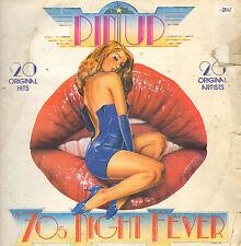 VARIOUS - Pin Up ('70s Night Fieber) - cgd