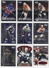 JOHN LECLAIR PHILADELPHIA FLYERS 2000-2001 UD HEROES SECOND SEASON HEROES #SS9