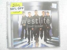 Westlife Coast To Coast CD 2005 my love RARE INDIA INDIAN HOLOGRAM NEW