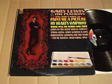 GARY LEWIS & THE PLAYBOYS - PAINT ME A PICTURE - LP - MONO - LRP-3487