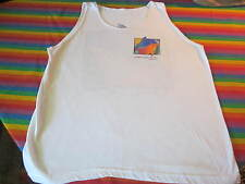 VINTAGE 80S SURF AND SKATE TANK TOP CABO SAN LUCAS DOLPHINS SWIMMING