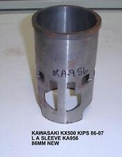 LA SLEEVE KA956 CAST IRON ADVANCED CYLINDER LINER KAWASAKI KX500 KX-500 KX 500