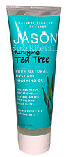Jason Purifying Organic Soothing First Aid TEA TREE Gel With Witch Hazel 113g