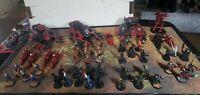 Warhammer 40k Craftworlds Eldar Army, mostly painted Battalion & NiB Dark Reaper
