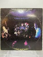 Crosby, Stills, Nash, & Young 4 Way Street SD2-902 (1971, Vinyl Double LP)