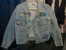 Vintage 80s Guess by Georges Marciano Denim Jacket L