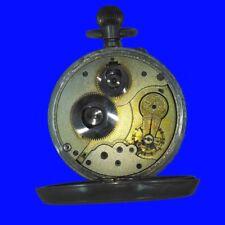 WW1 Argento Goliath brevetto 8-Giorno Brevetto Militare 17J Omega Orologio da taschino 1914
