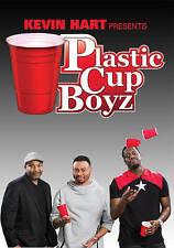 DVD: Plastic Cup Boyz, . New Cond.: