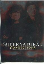 """Supernatural Connections Promo Card SC-FOA Coming June 2008 (""""Friends of Allan"""")"""