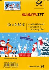 Briefmarken 500x 0,80€ (400€) Frankaturware / Weihnachtsmotiv