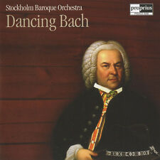 Stockholm Baroque Orchestra - Dancing Bach [New SACD]