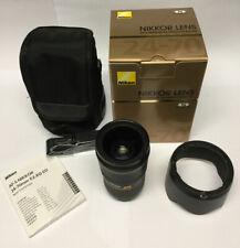 Nikon Camera Lens AF-S Nikkor 24MM-70MM F/2.8G ED